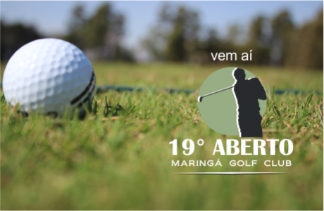 19° Aberto do Maringá Golf Club